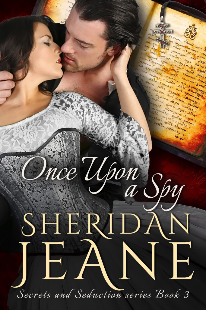 Once Upon a Spy Cover