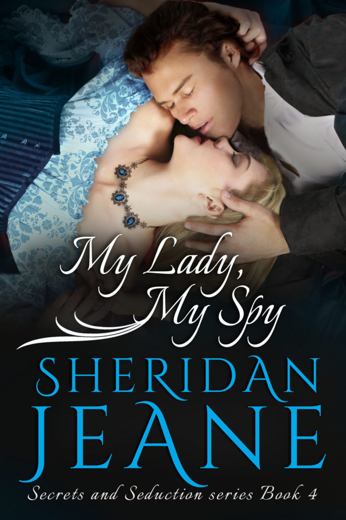 My Lady My Spy Cover